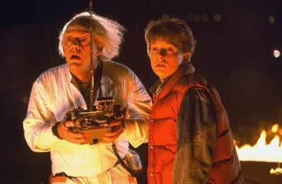 ¡PIENSA, McFly, PIENSA! Regreso al Futuro, dietas y termodinámica. Experimento McDonald´s. Día 2 FASE 2.