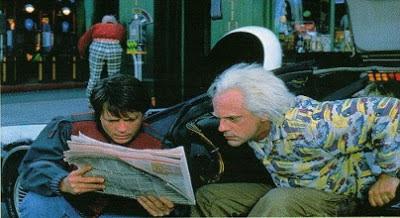 Cuando Marty McFly vió Wall-e. Experimento McDonald's Día 6 FASE 2